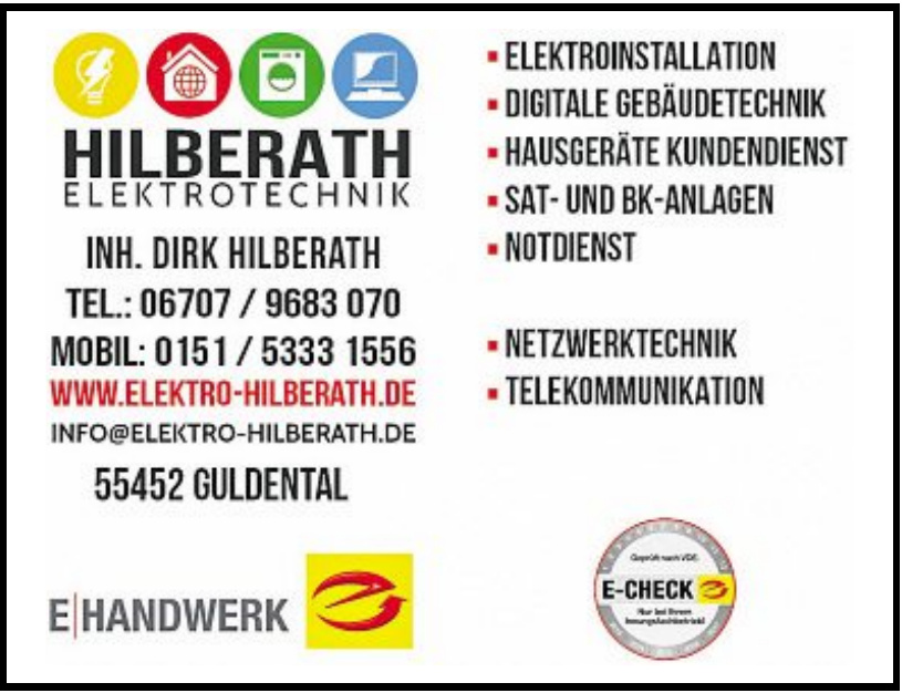 Hilberath Elektrotechnik