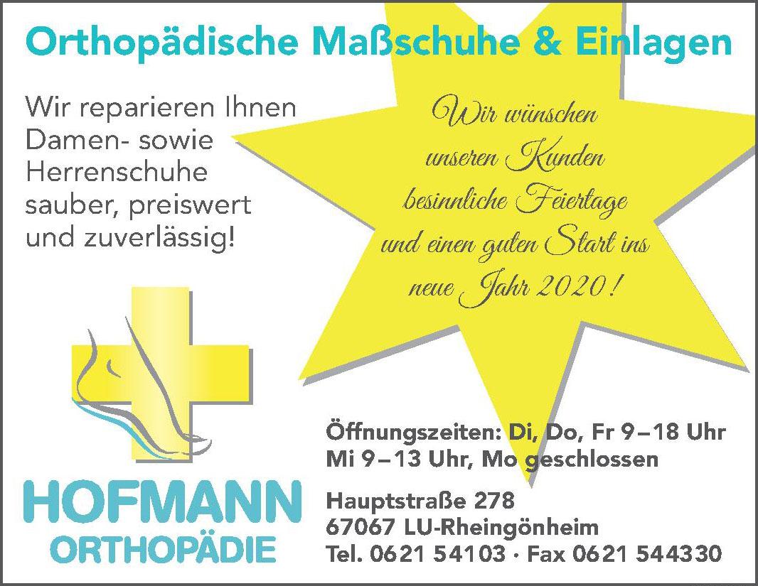 Hoffmann Orthopädie