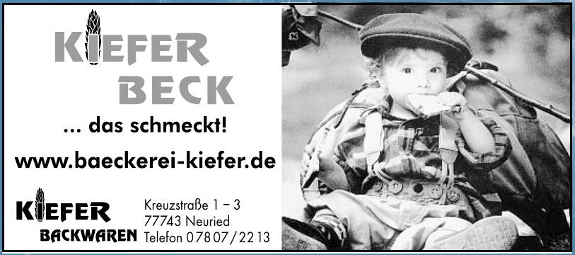 Kiefer Back