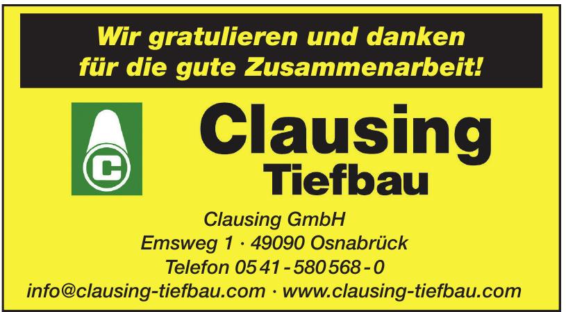 Clausing Tiefbau Clausing GmbH