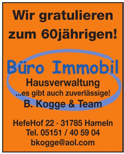 B. Kogge & Team
