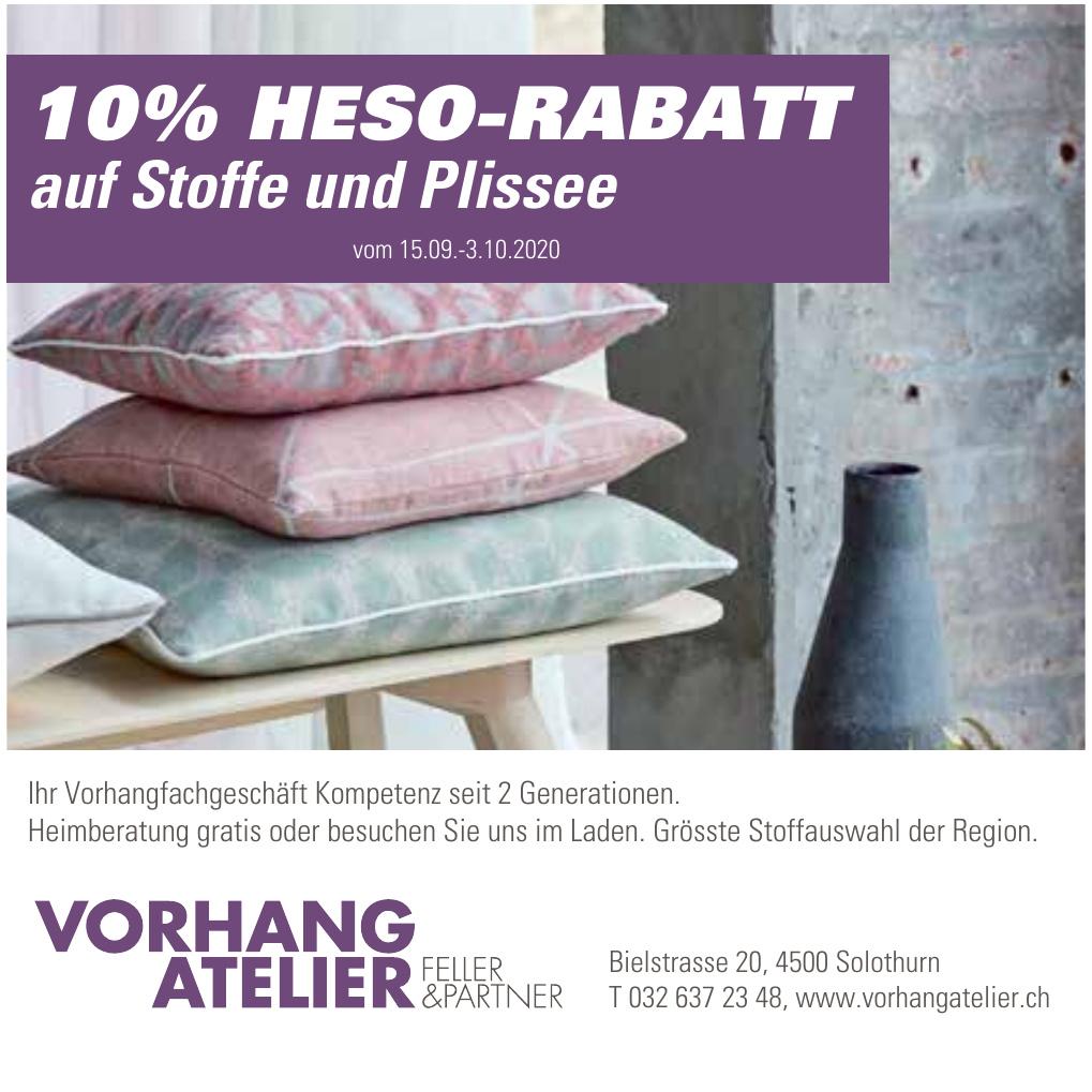 Vorhang Atelier Feller & Partner