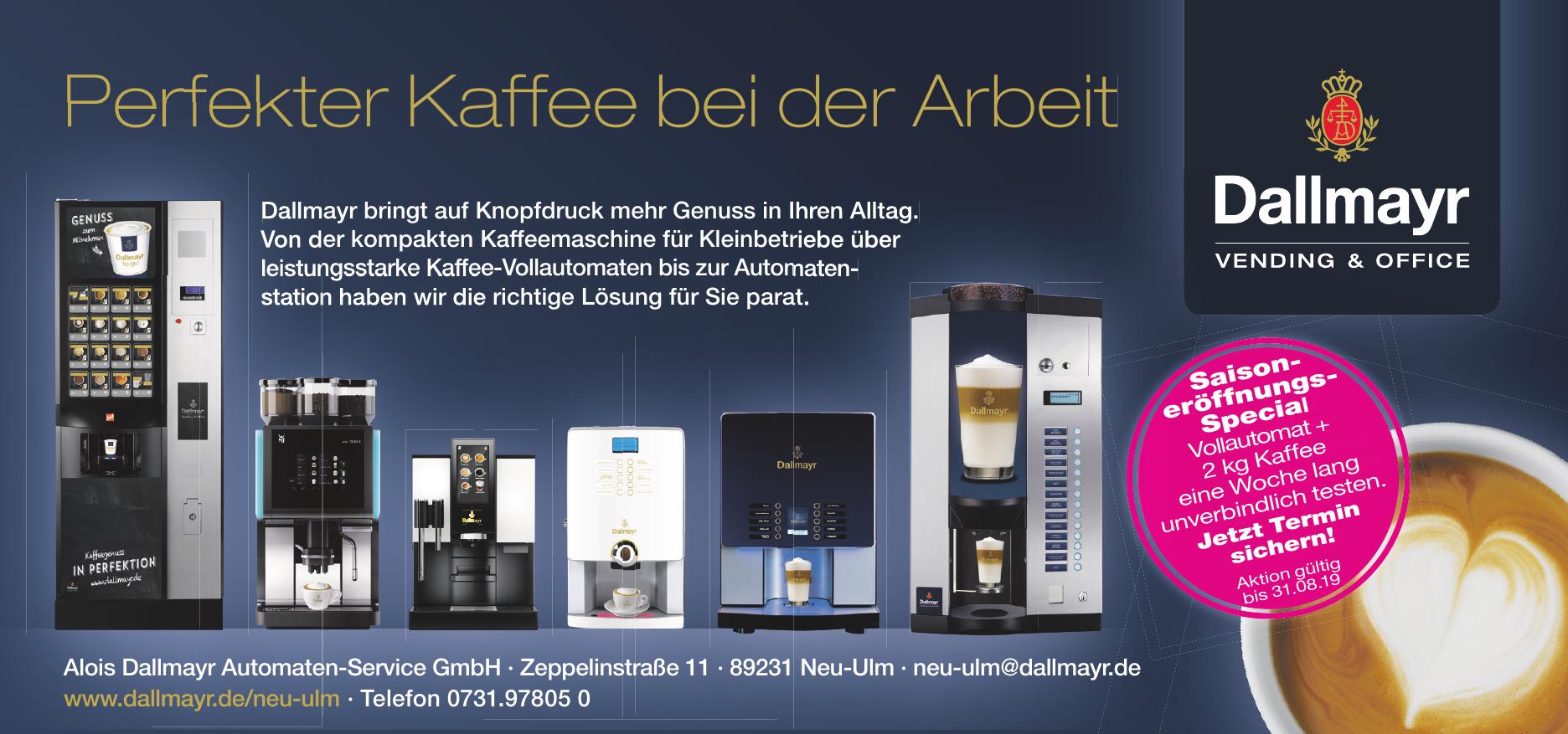 Alois Dallmayr Automaten-Service GmbH