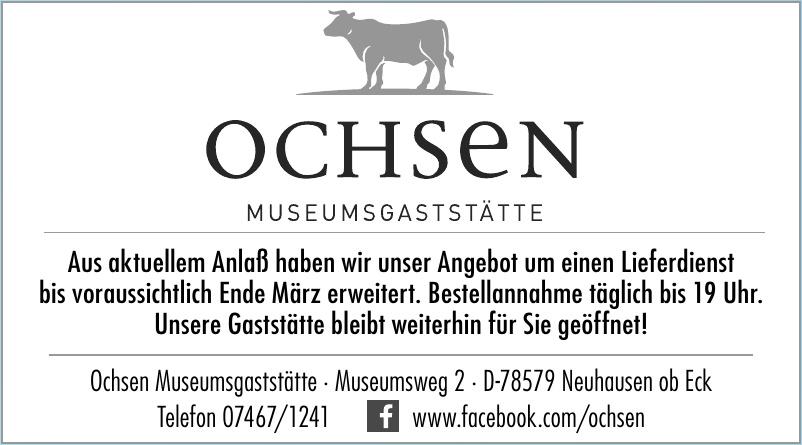 Ochsen Museumsgaststätte