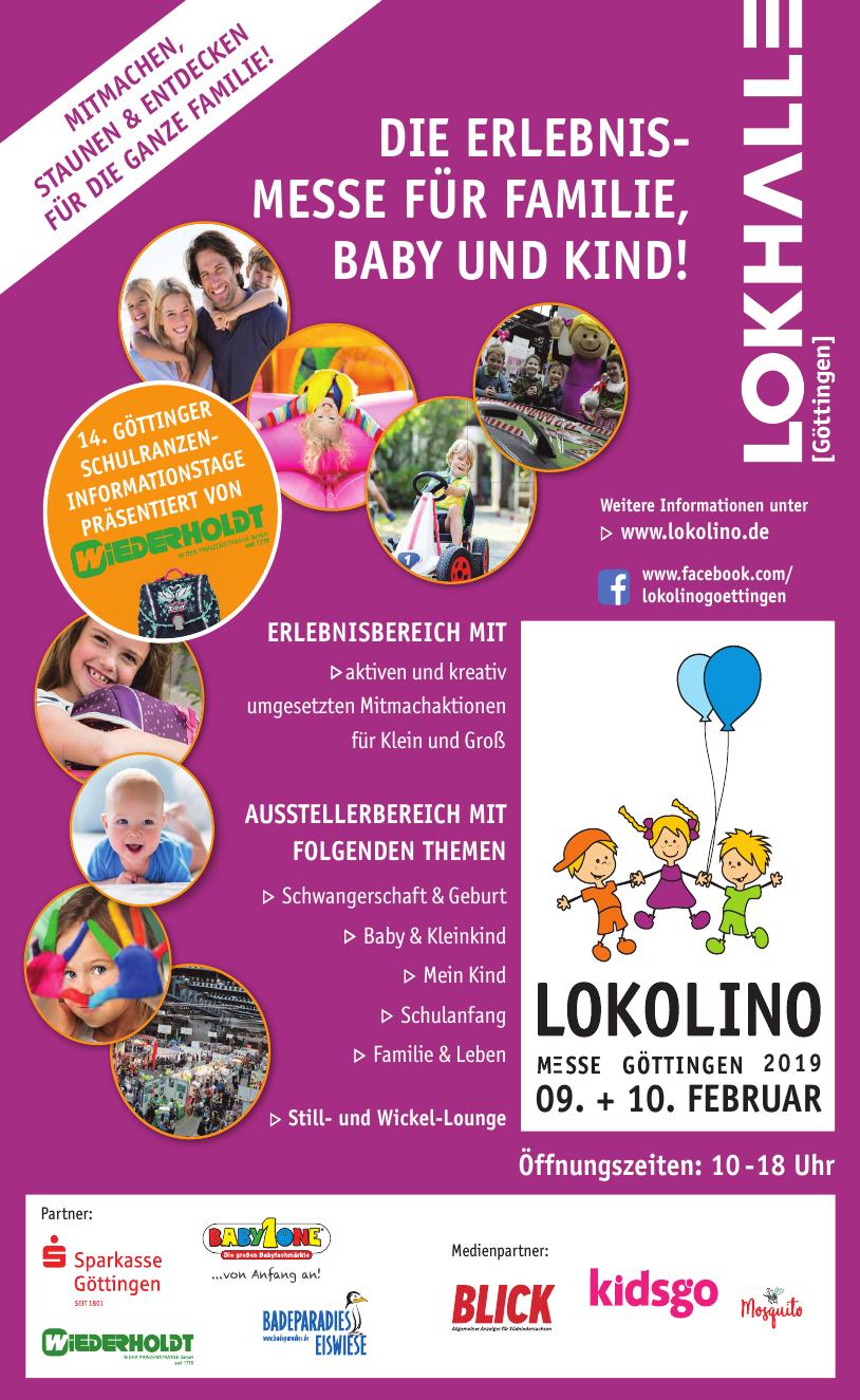 Lokolino Messe Göttingen 2019