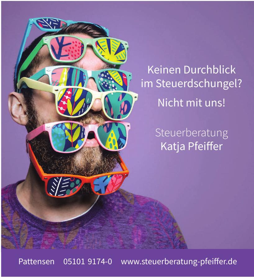 Steuerberatung Katja Pfeiffer