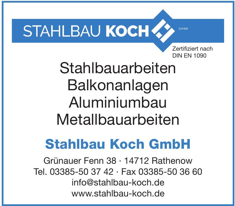 Stahlbau Koch GmbH
