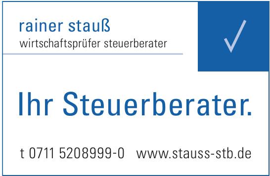 Rainer Stauß Wirtschaftsprüfer, Steuerberater