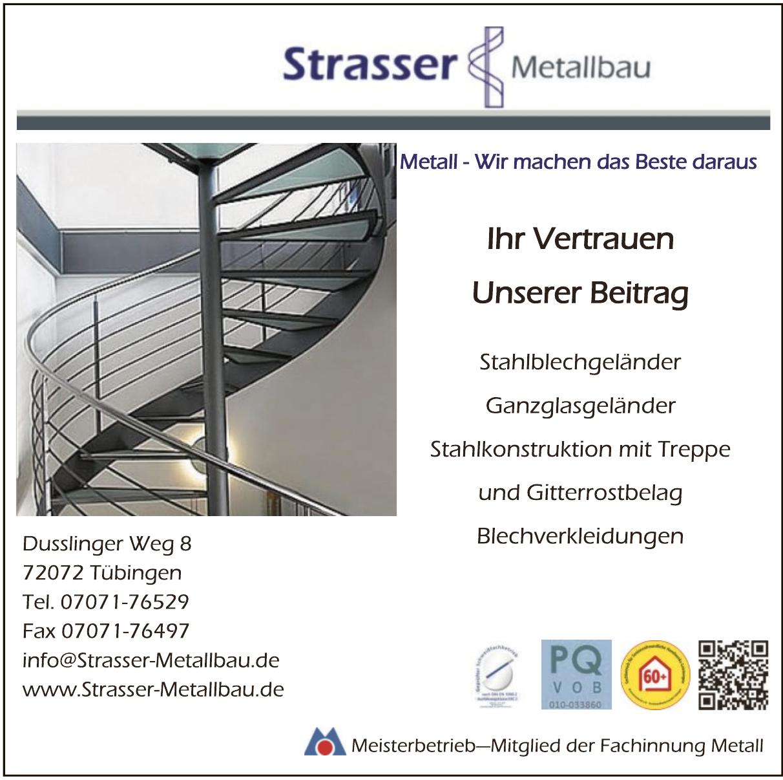 Strasser Metallbau