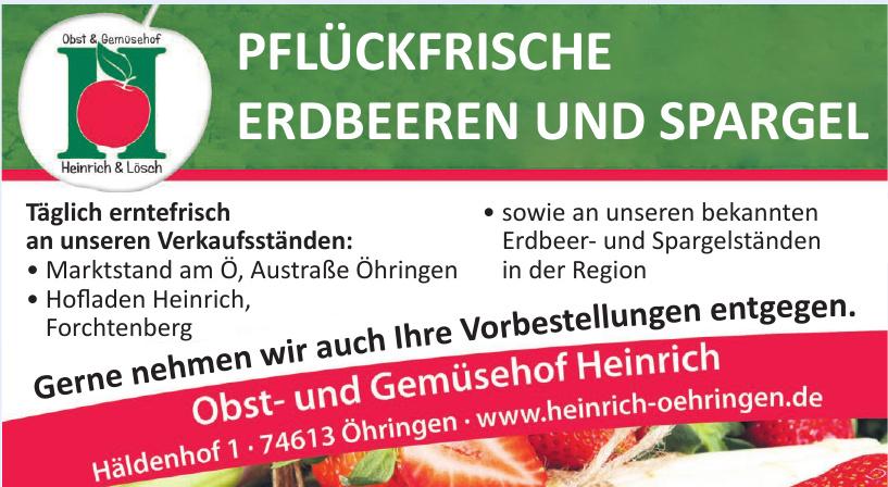 Obst- und Gemüsehof Heinrich