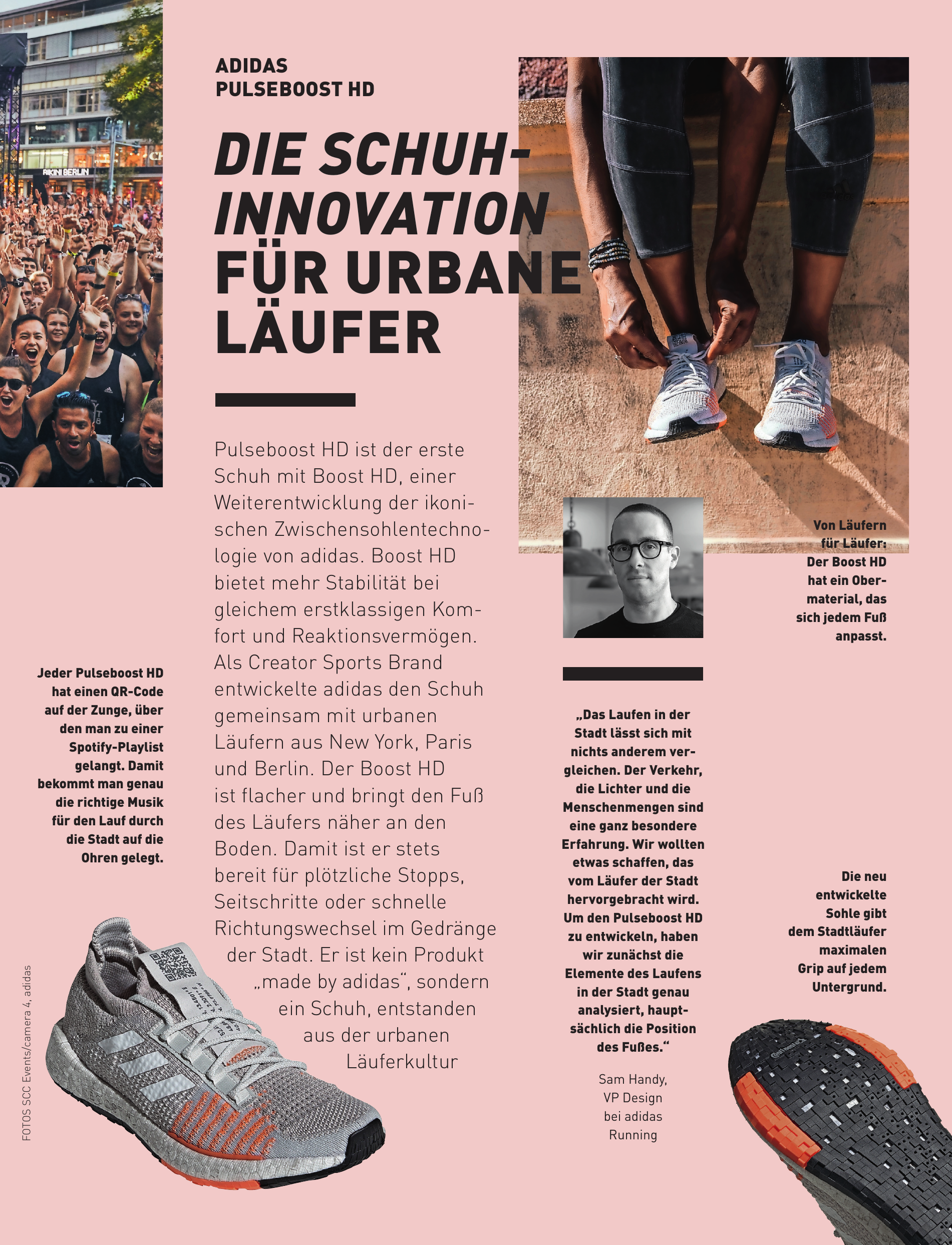 Hd Adidas Berliner Pulseboost Für Läufer f7yIb6gvY