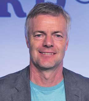 Reporter Tom Bartels.Foto: Kosinsky