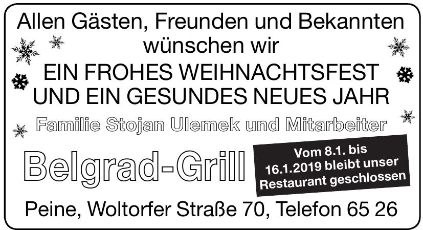Restaurant Belgrad - Grill