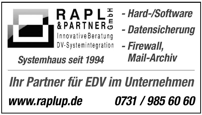 Rapl & Partner GmbH
