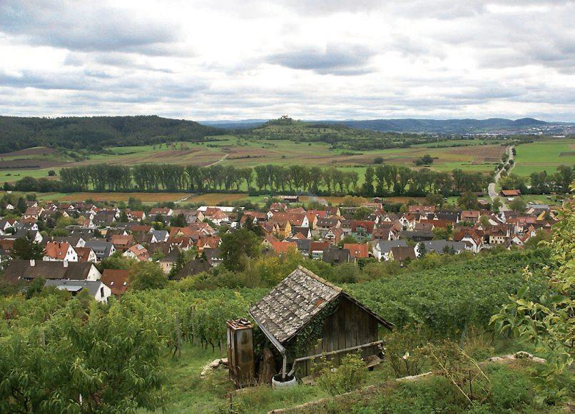 Zwischen Weinbergen und Wurmlinger Kapelle: Unterjesingen ist eine ländlich geprägte Gemeinde mit einer hervorragenden Infrastruktur.