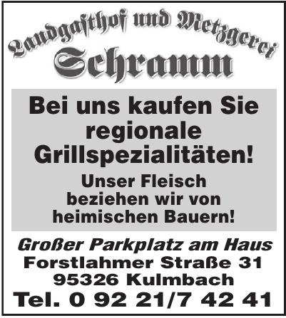 Gasthof Metzgerei Schramm
