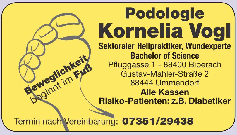 Podologie Kornelia Vogl