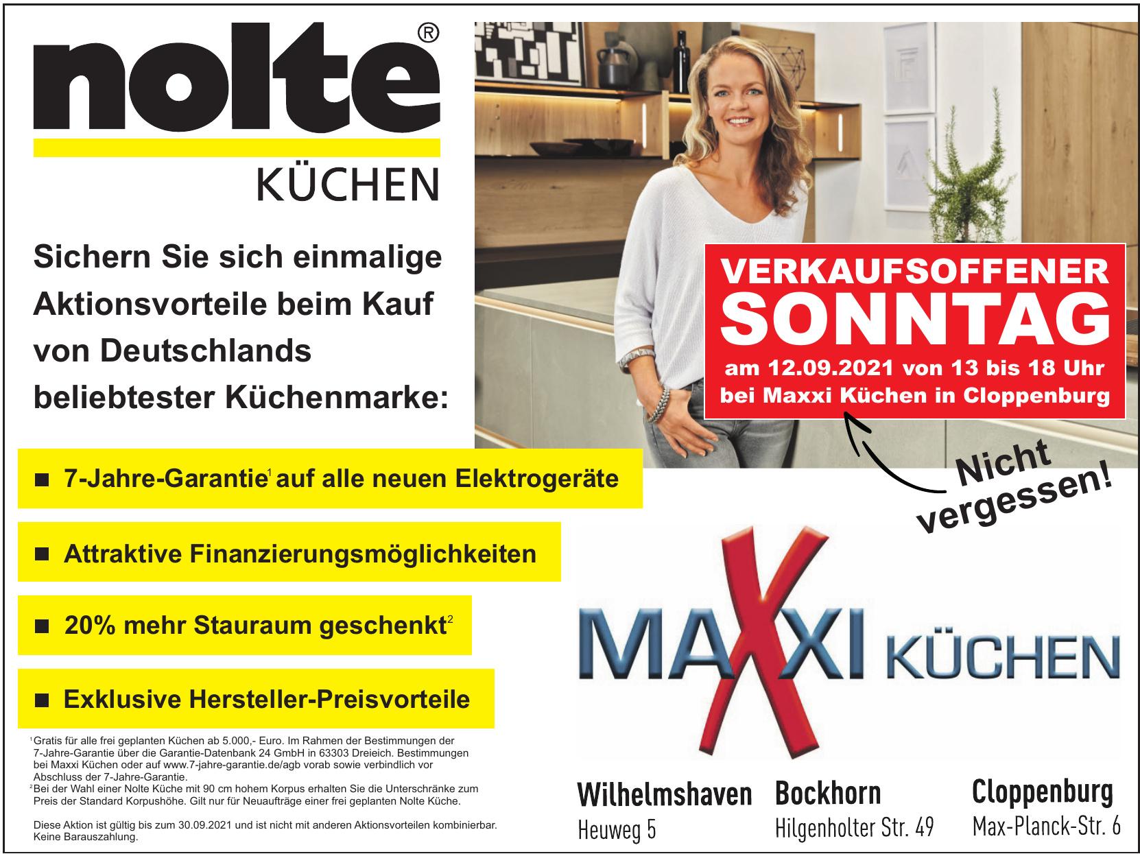 Maxxi Küchen