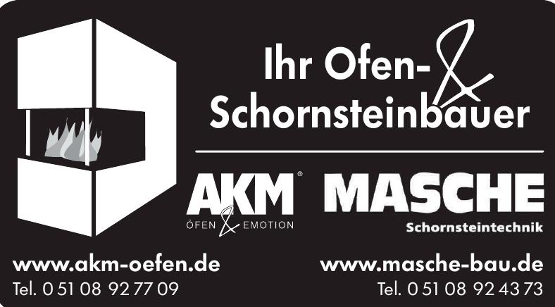 Masche Schornsteintechnik