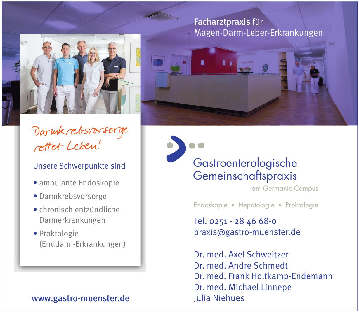 Gastroenterologische Gemeinschaftspraxis