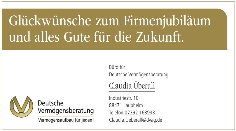 Claudia Überall