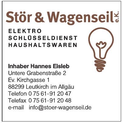 Stör & Wagenseil oHG