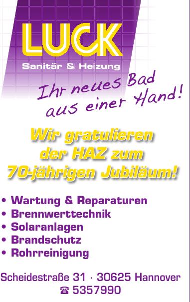 Luck Sanitär & Heizung