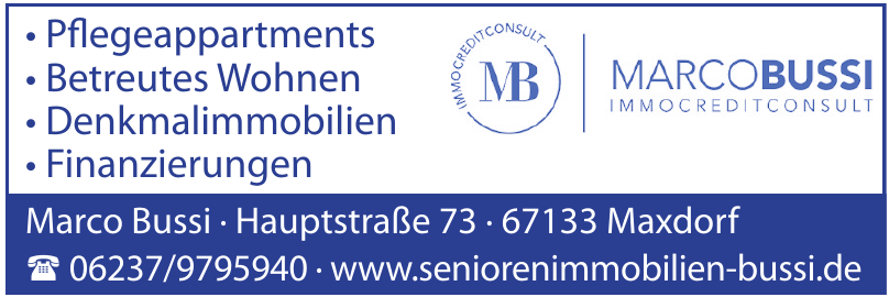 Marco Bussi Immocreditconsult