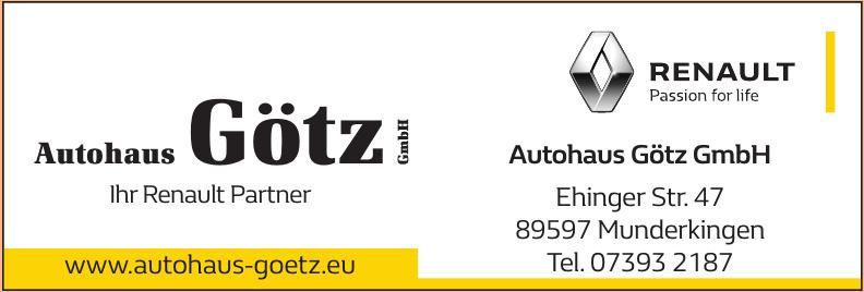 Autohaus Götz GmbH
