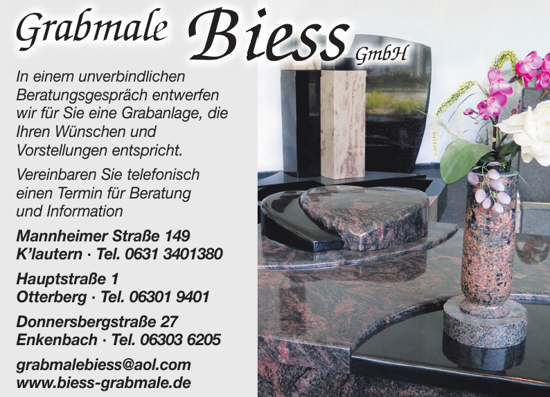 Grabmale Biess GmbH