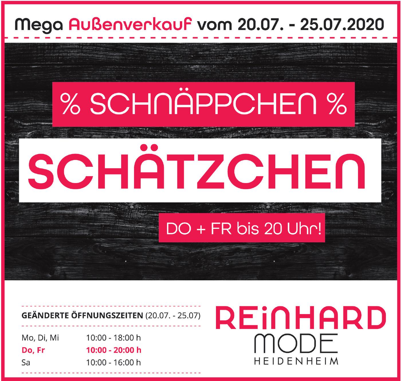 Reinhard Mode Heidenheim