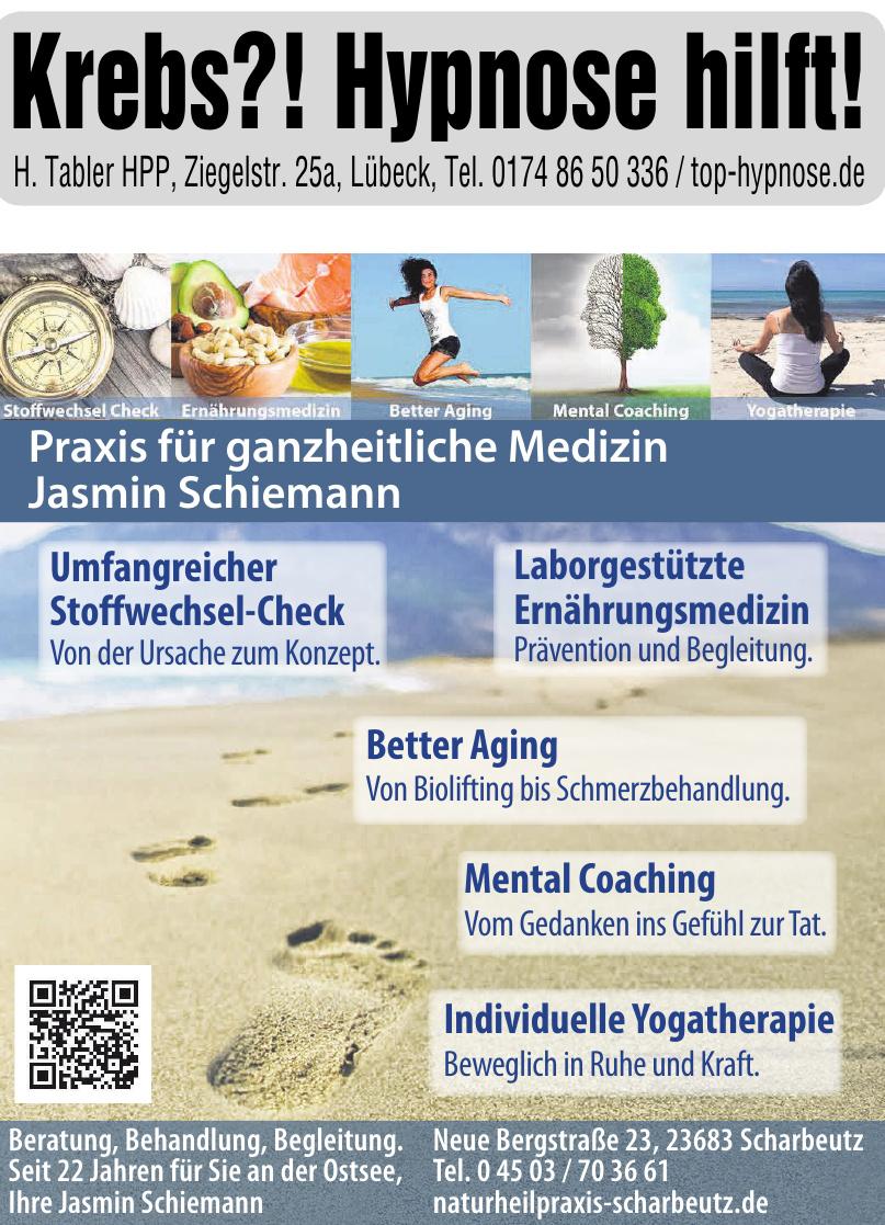 Praxis für ganzheitliche Medizin Jasmin Schiemann