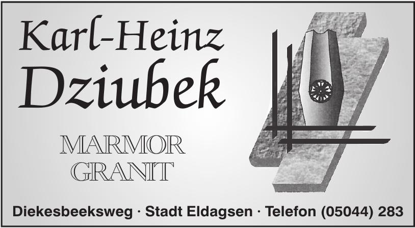 Karl-Heinz Dziubek