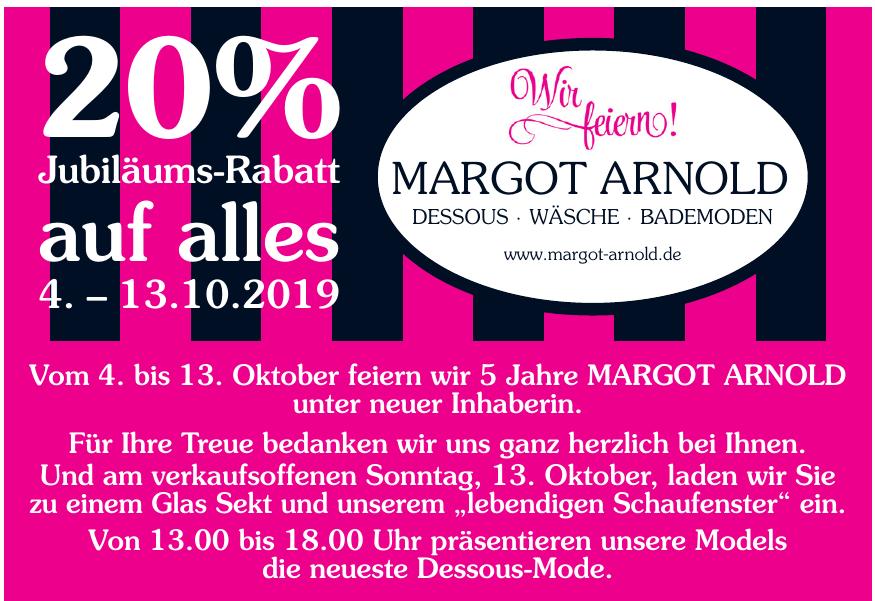 Margot Arnold