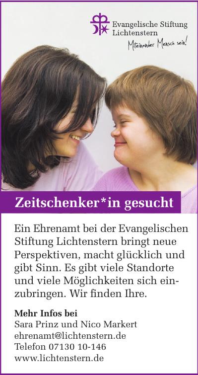 Evangelische Stiftung Lichtenstern