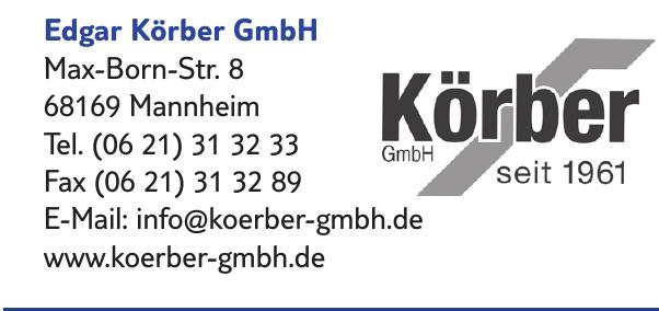 Edgar Körber GmbH