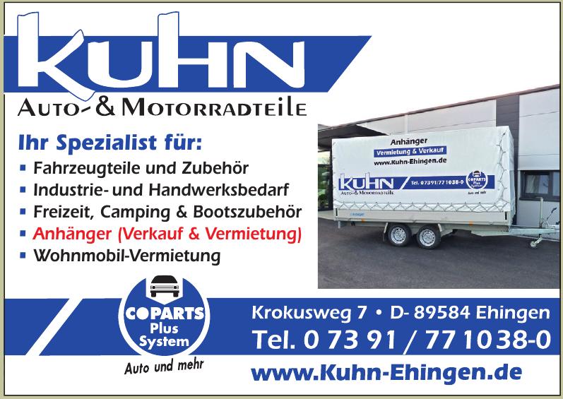 Auto- & Motorradteile Kuhn