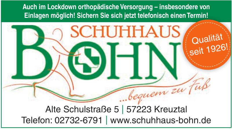Schuhhaus Bohn