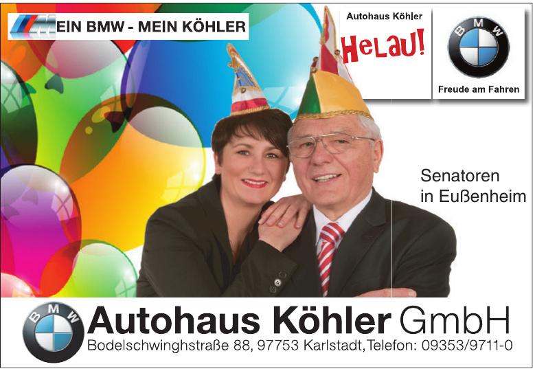 Autohaus Köhler GmbH