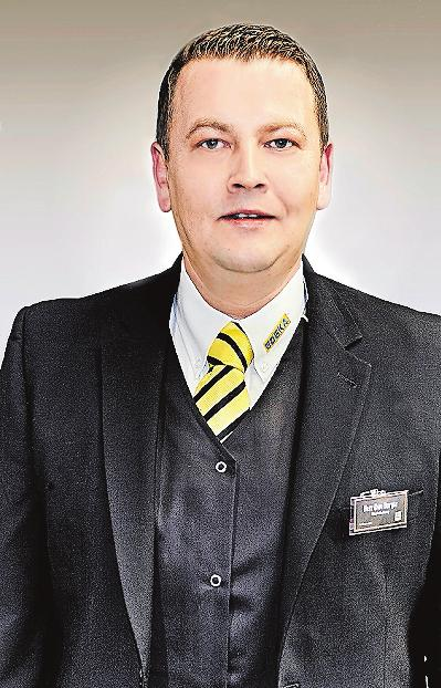 Edeka: Uwe Burger. FOTO: FREI