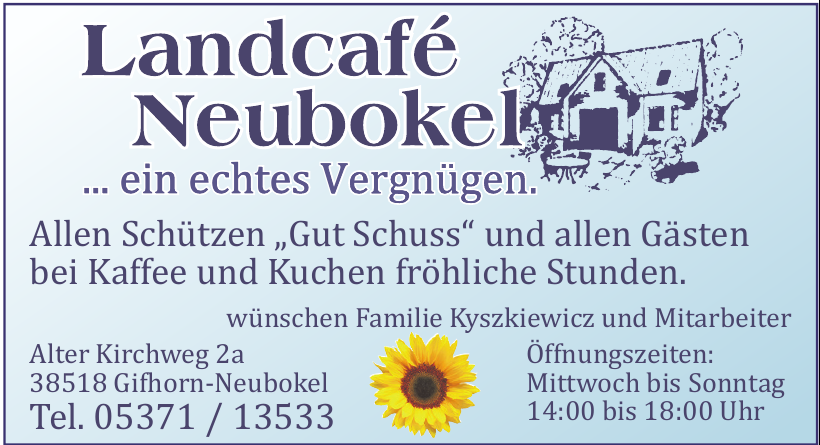 Landcafé Neubokel