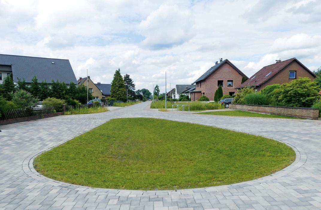 Schon im Herbst werden die Bauarbeiten in der Waldstraße und Im Hägen abgeschlossen sein.