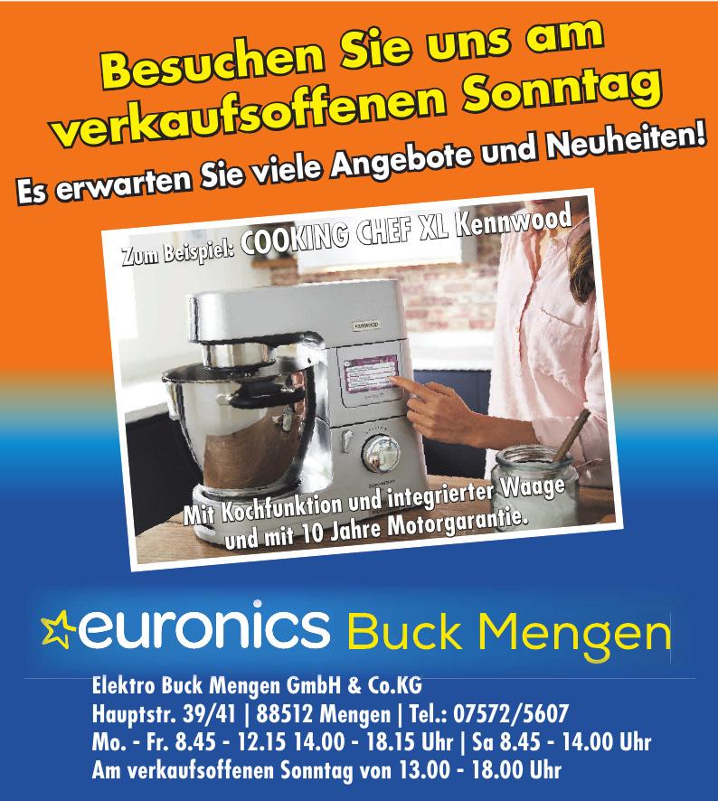 Elektro Buck Mengen GmbH & Co.KG