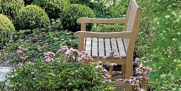 Individuelle Gartenträume realisiert die Firma Oskar Petersen. FOTO: HFR