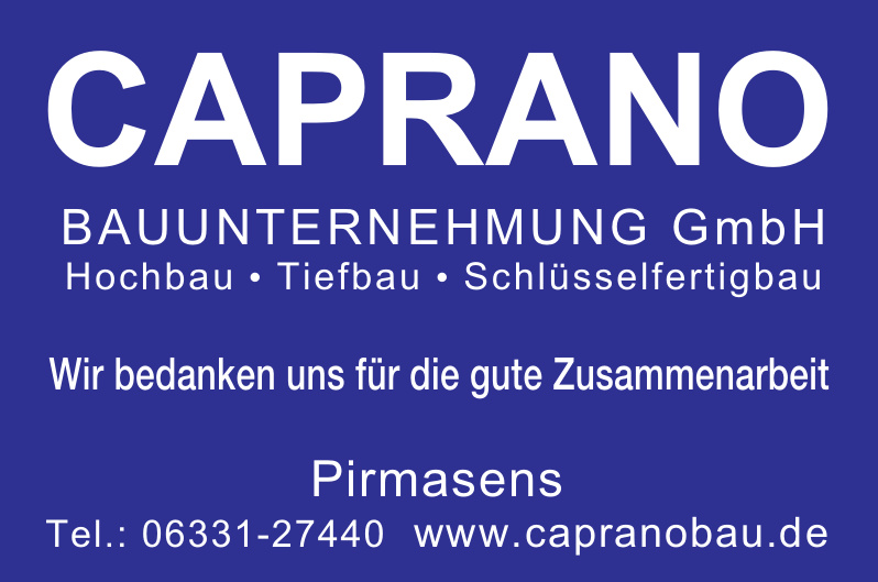Caprano Bauunternehmung GmbH
