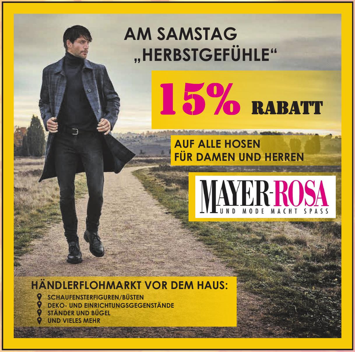 Mayer-Rosa