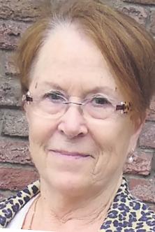 Maria Murphy vom Städtepartnerschaftsverein Köln-Indianapolis Bild: Burger