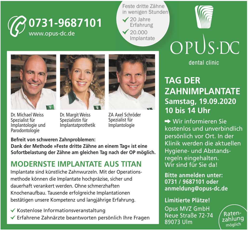 Opus MVZ GmbH