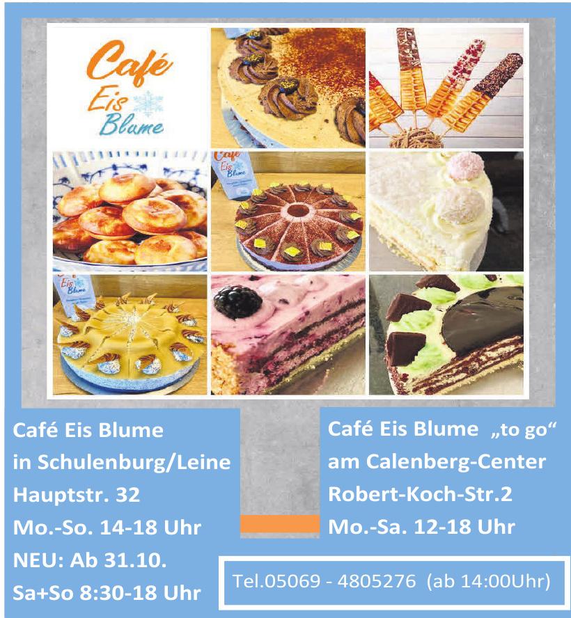 Café Eis Blume
