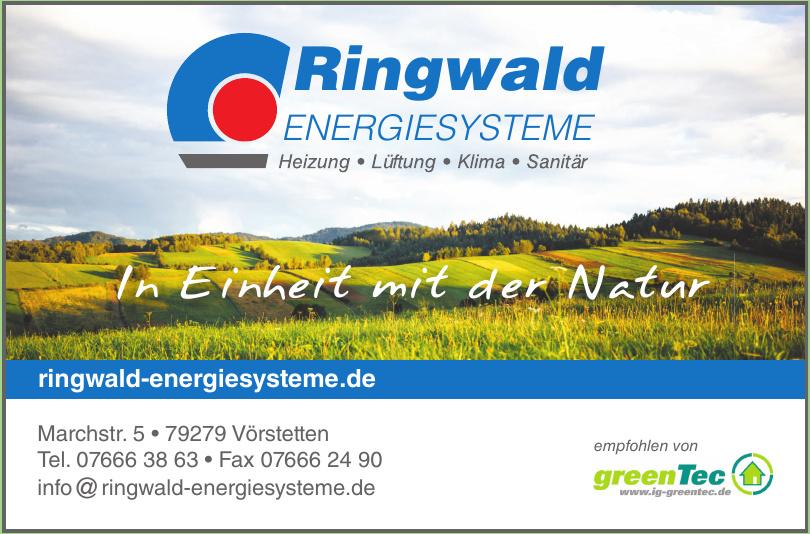 Ringwald Energiesysteme